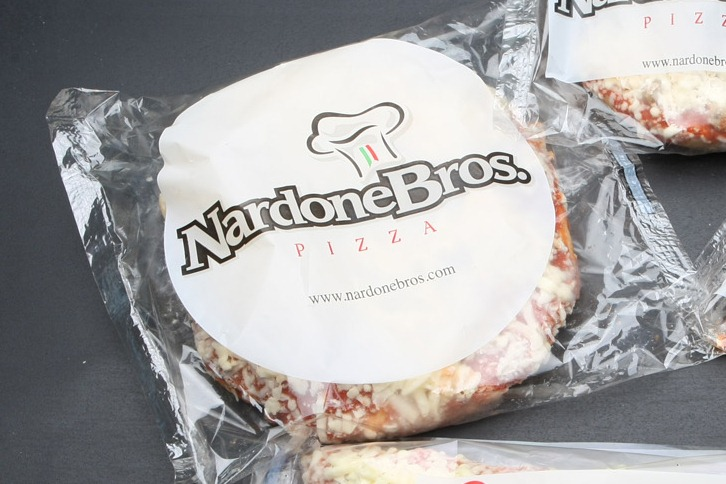 Nardone Bros 187 Whole Wheat Turkey Sausage Breakfast Pizza